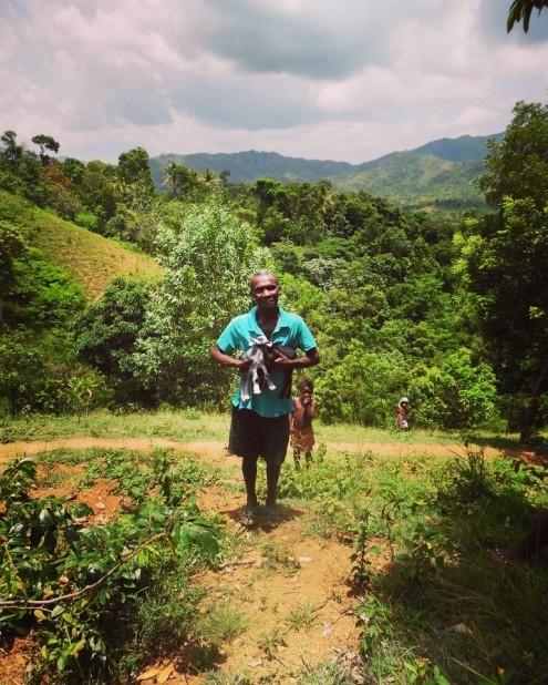 beneficiary haiti